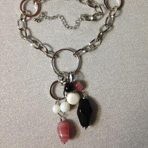 Lia Sophia necklace.